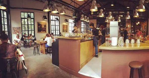 2019极致文艺的西贡咖啡店